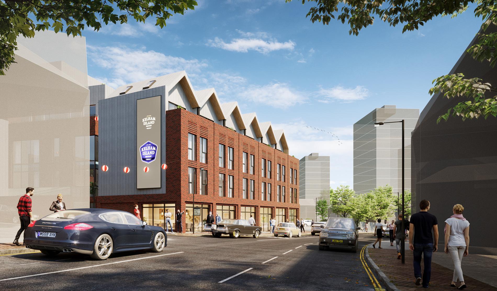 Kettons Hill Sheffield Housing 1
