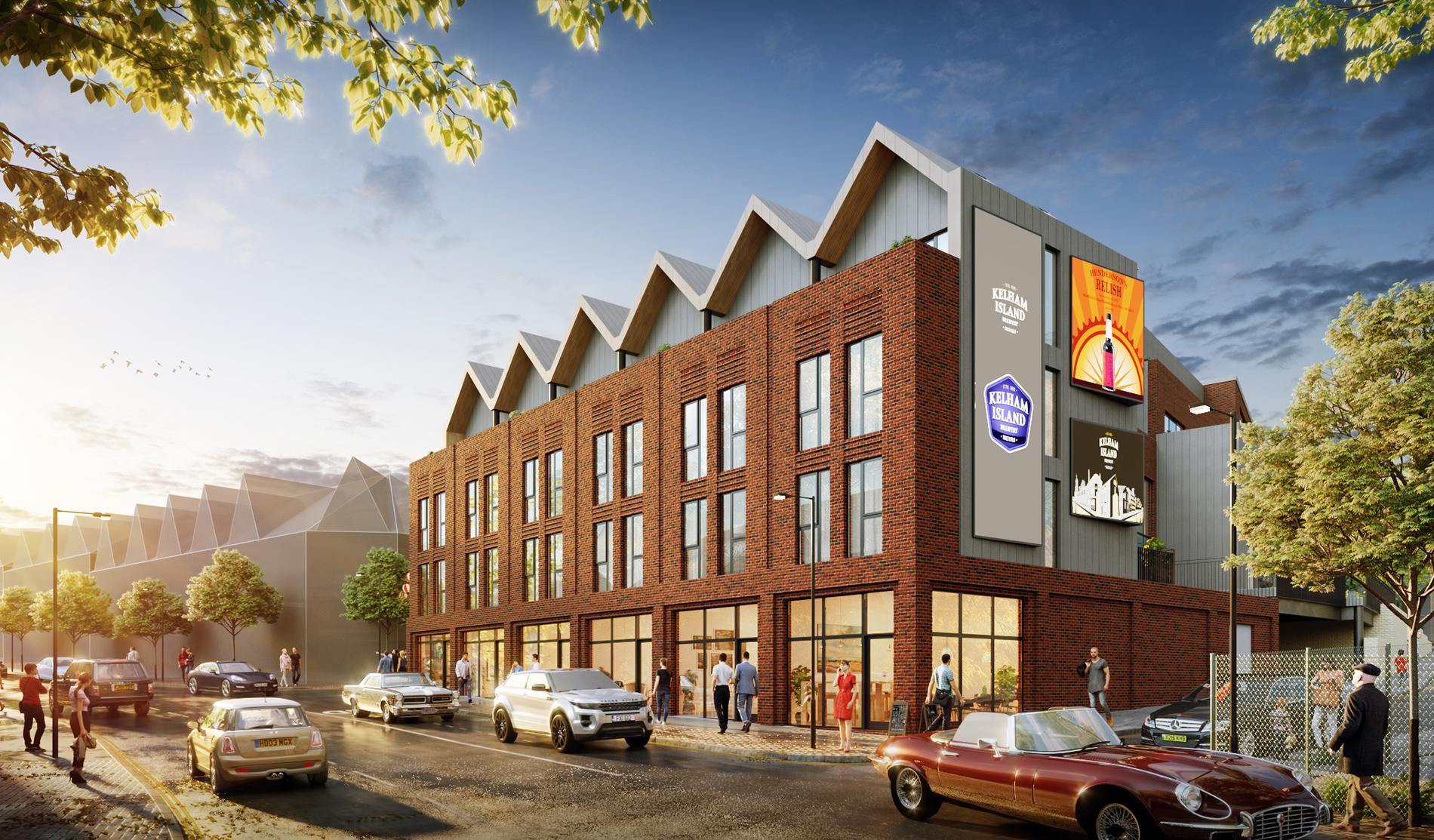 Kettons Hill Sheffield Housing 2