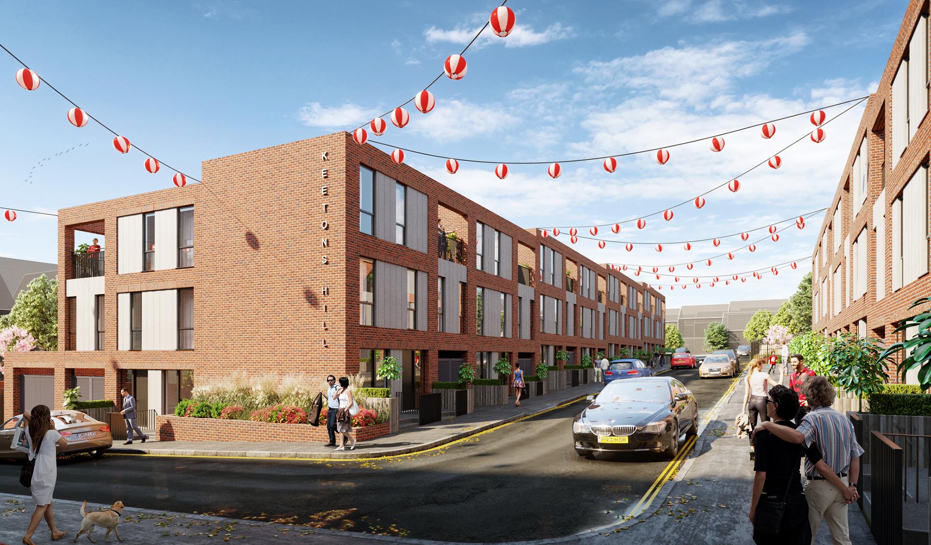 Kettons Hill Sheffield Housing 3