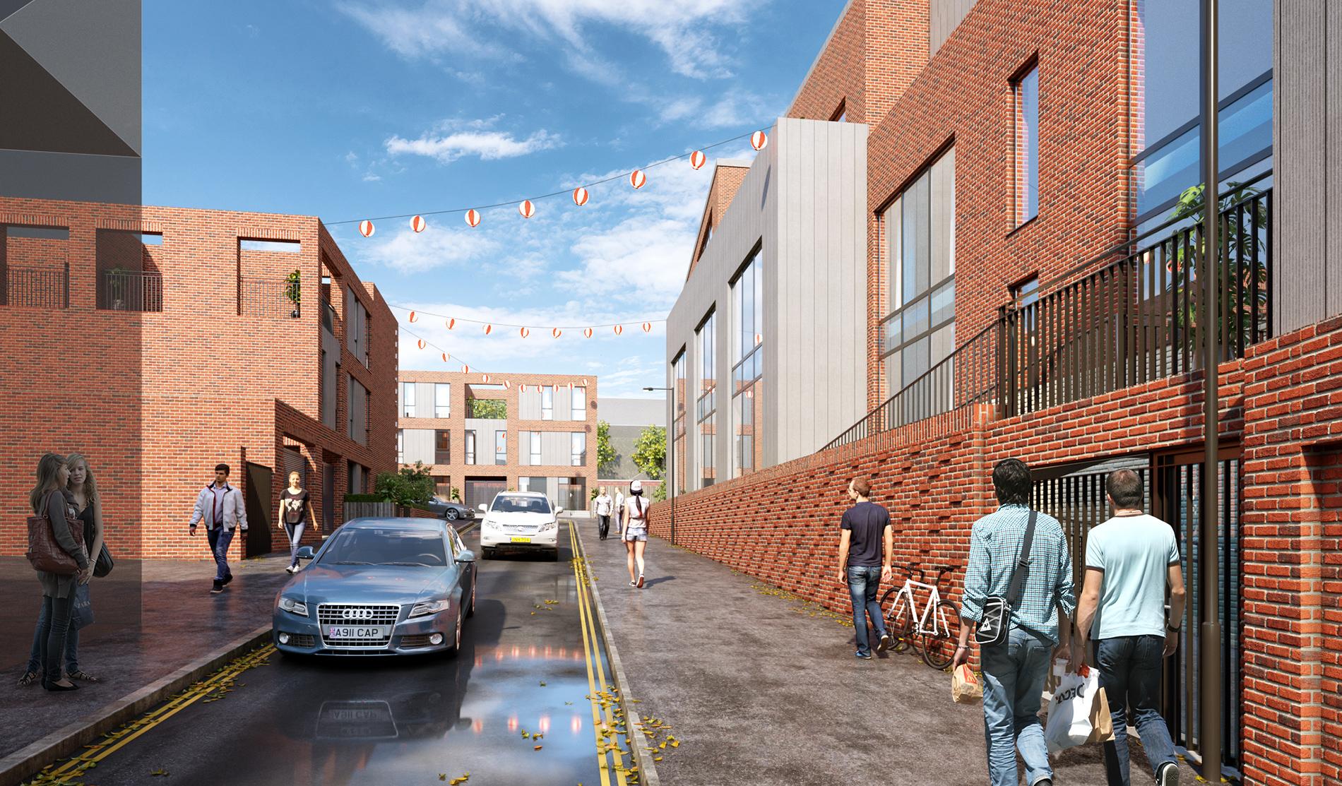 Kettons Hill Sheffield Housing 5