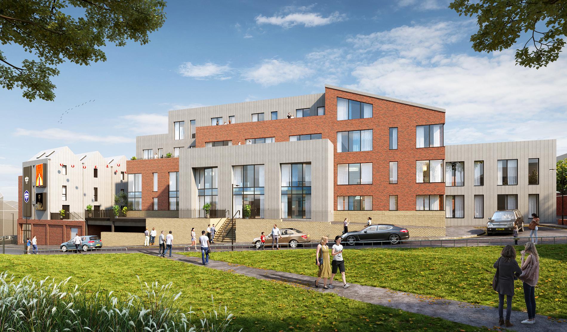 Kettons Hill Sheffield Housing 7