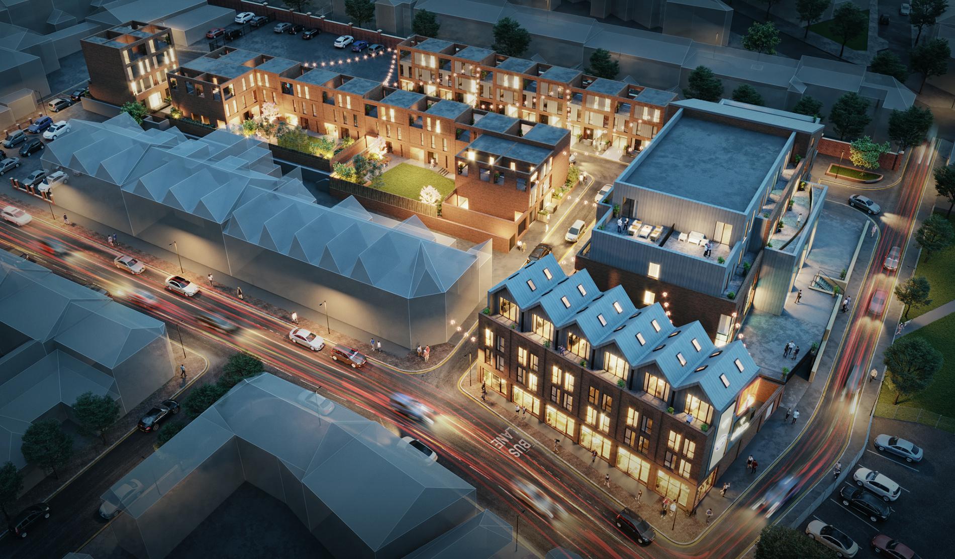 Kettons Hill Sheffield Housing 8