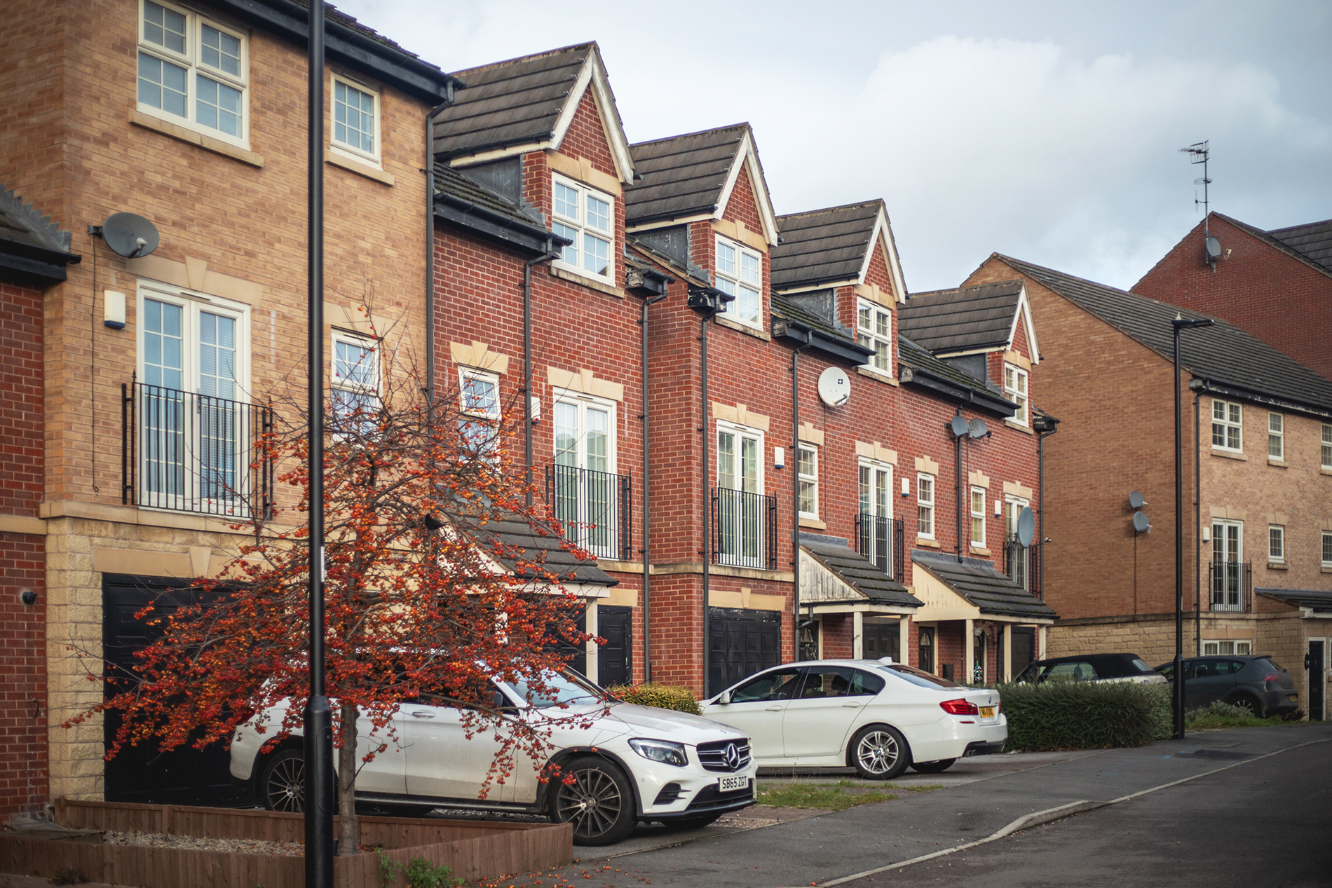 Sheffield New Builds Holywell Heights 2