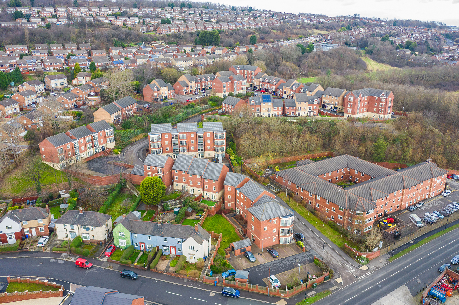 Sheffield New Builds Holywell Heights 3