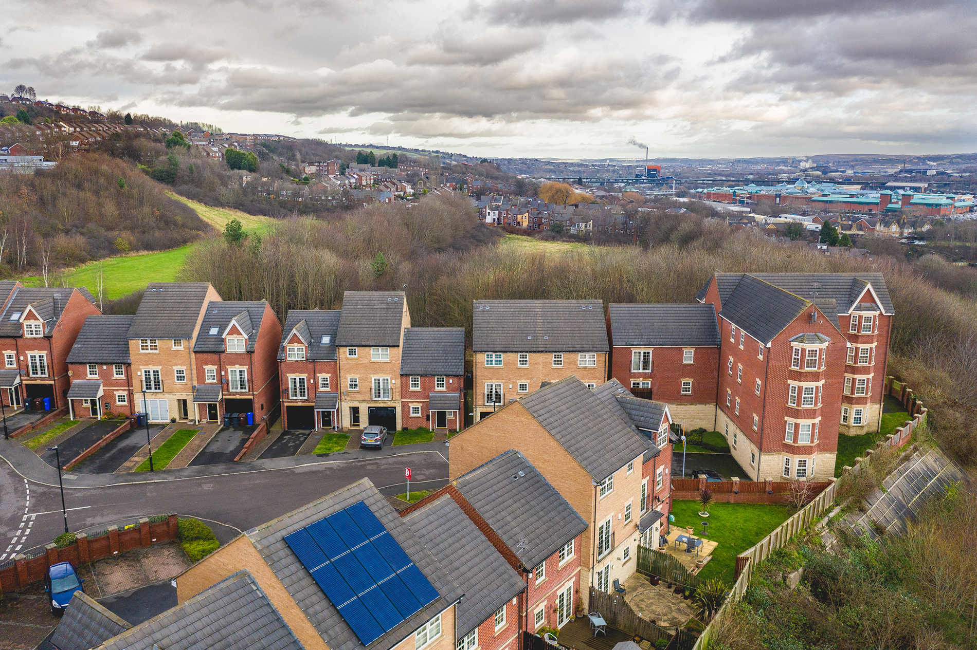 Sheffield New Builds Holywell Heights 4