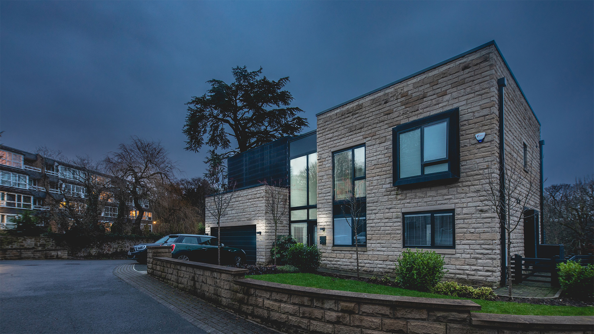 Storth Hollow Sheffield New Build Development Ranmoor 2