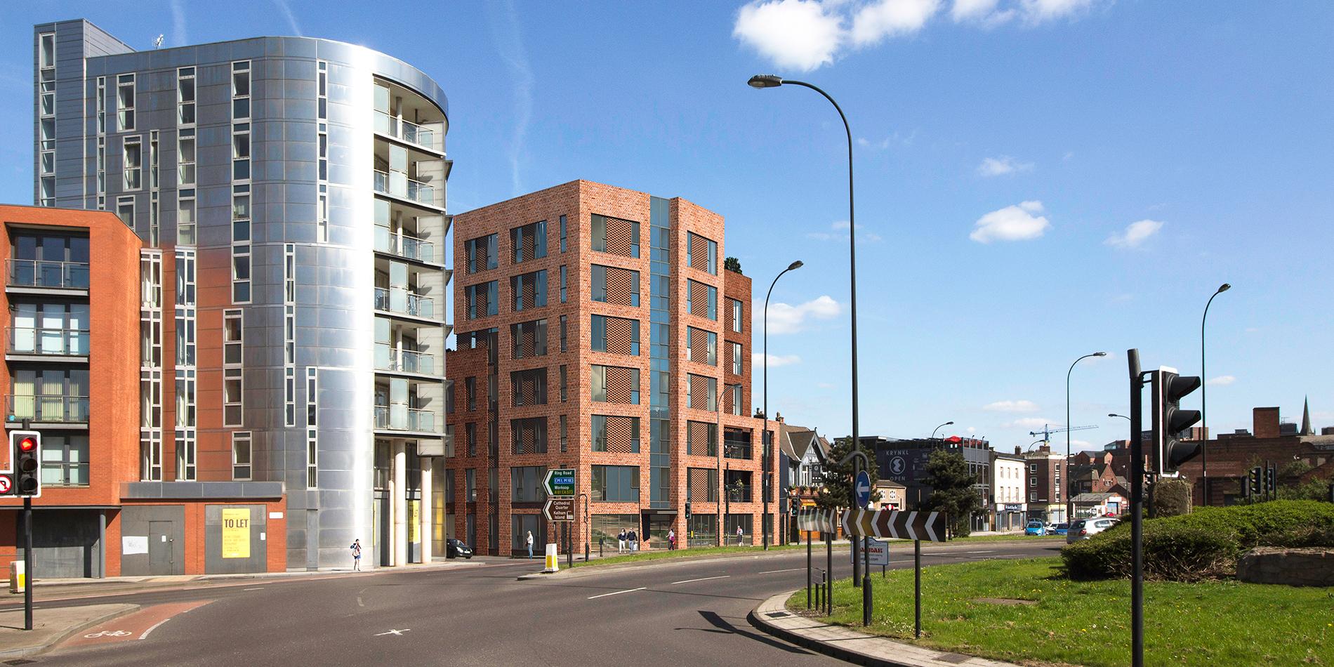 Kelham Gate Sheffield Architect 3