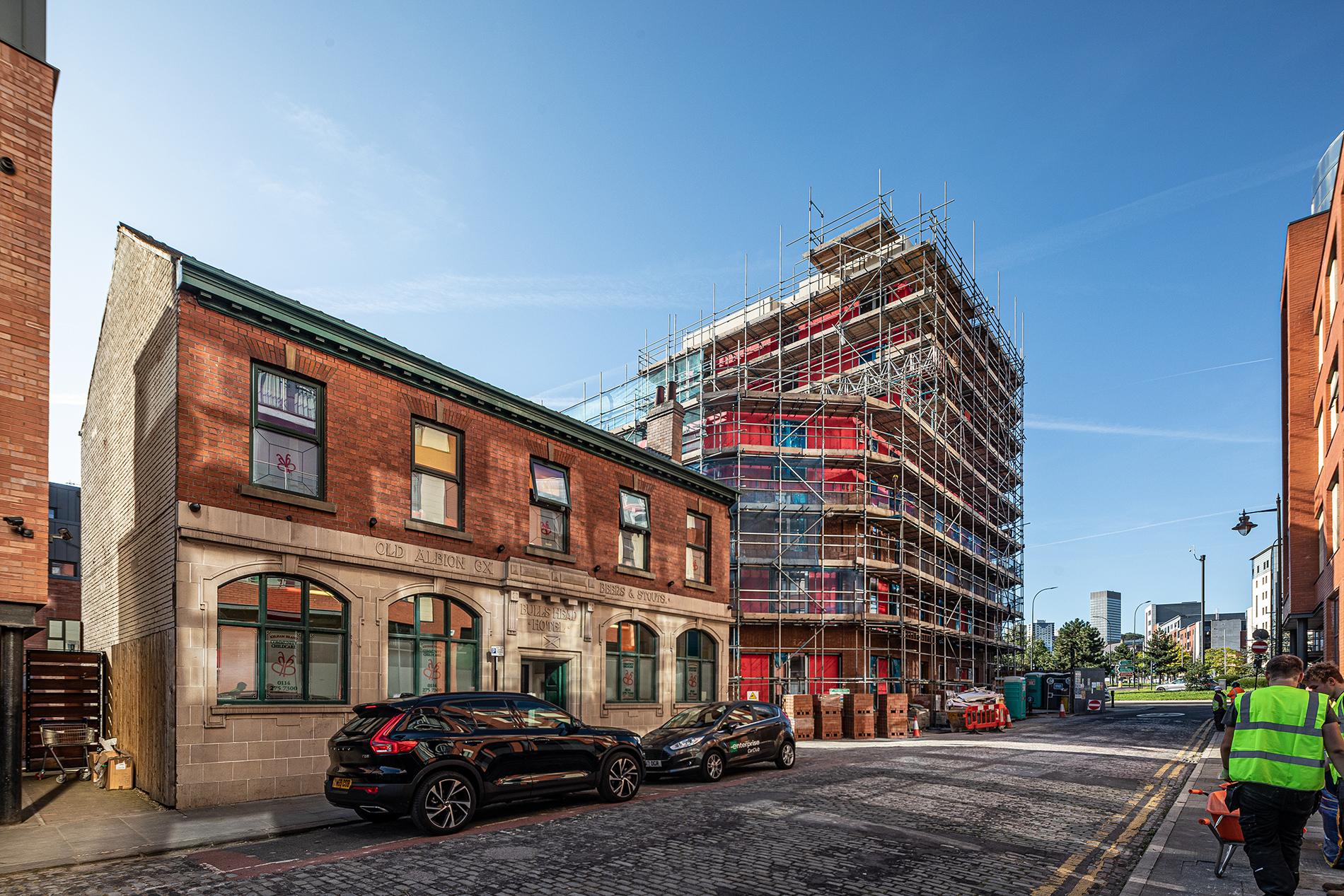 Kelham Gate Sheffield Architect 5