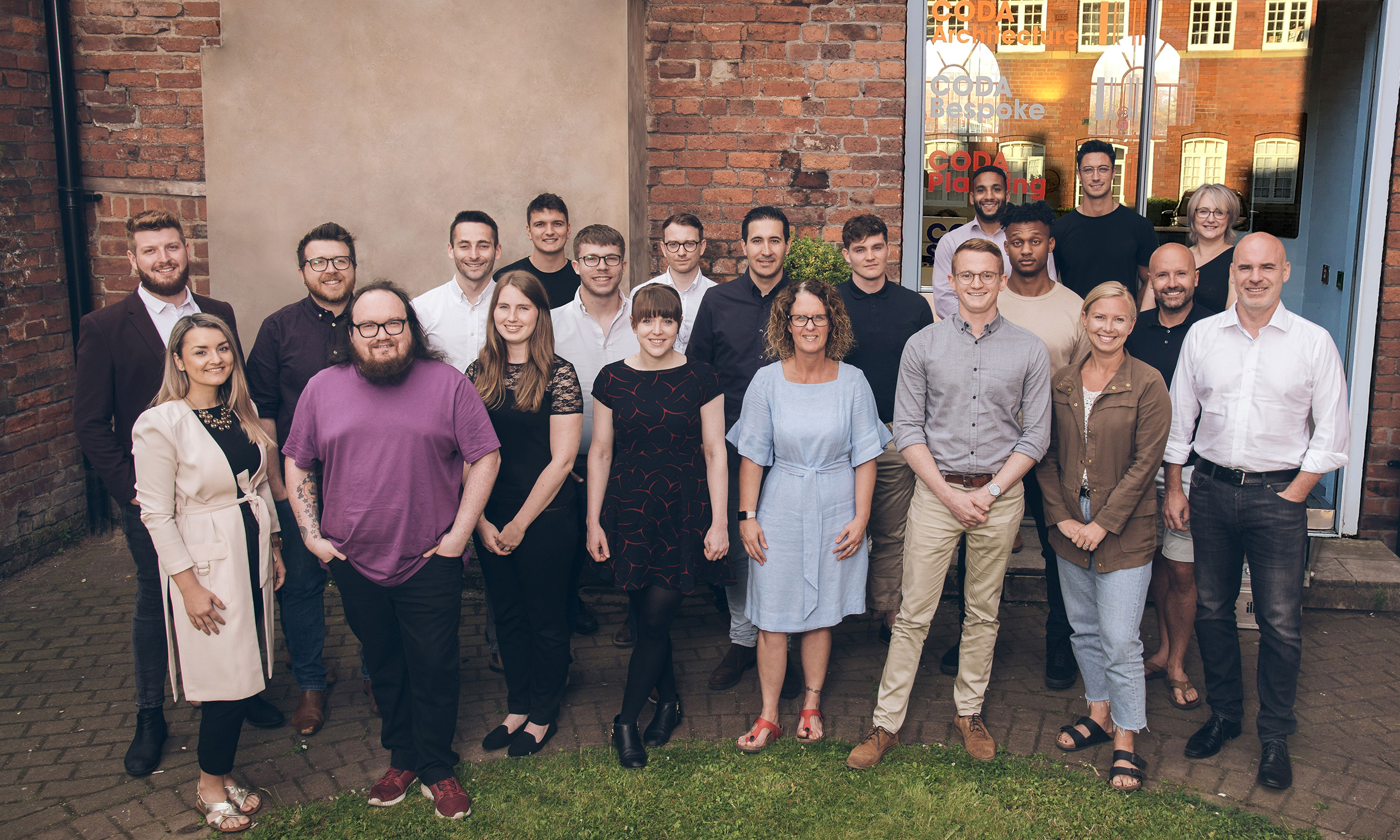 CODA-Architecture-Sheffield-Team