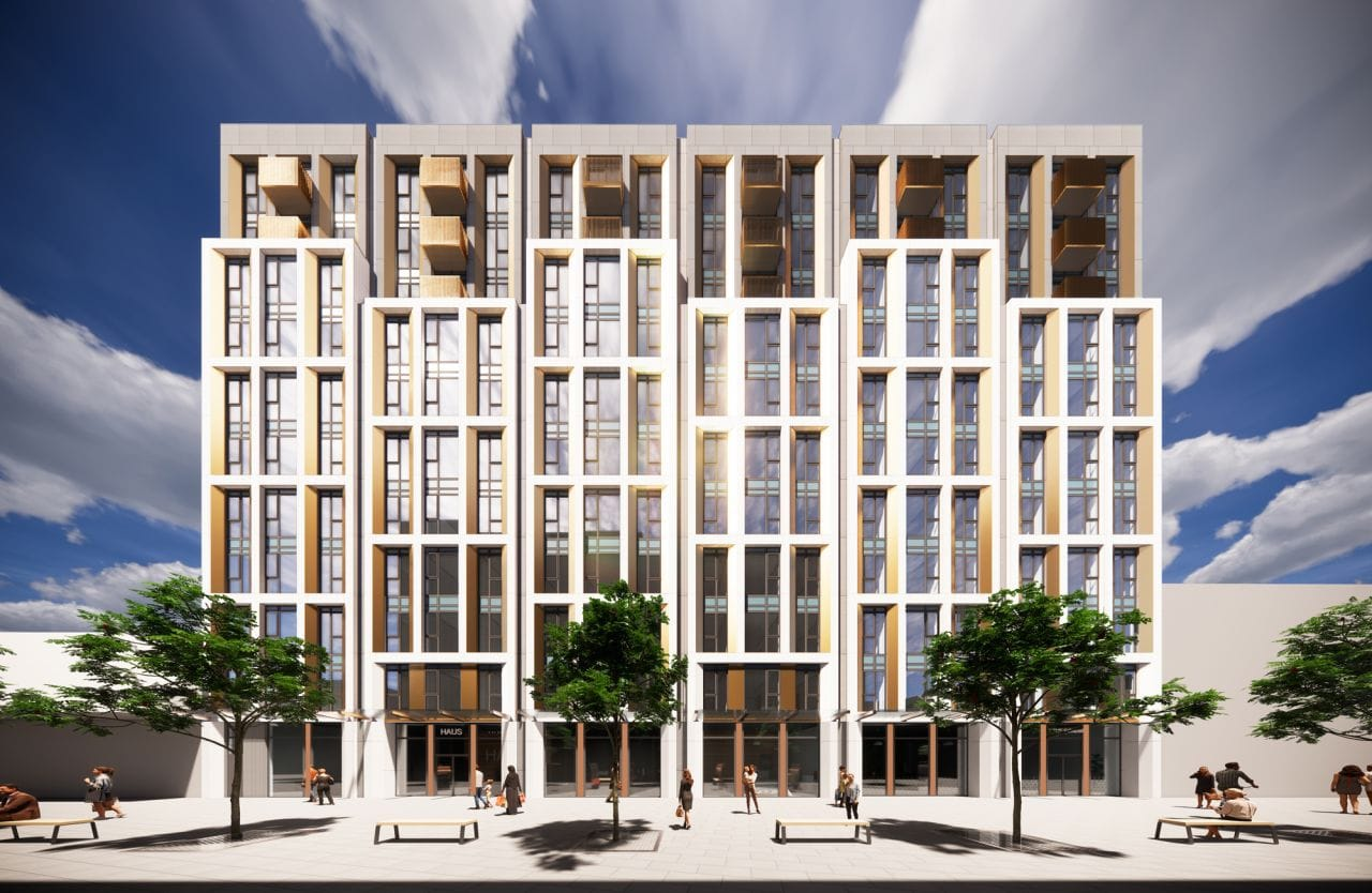 Unanimous approval for the major redevelopment of a former department store