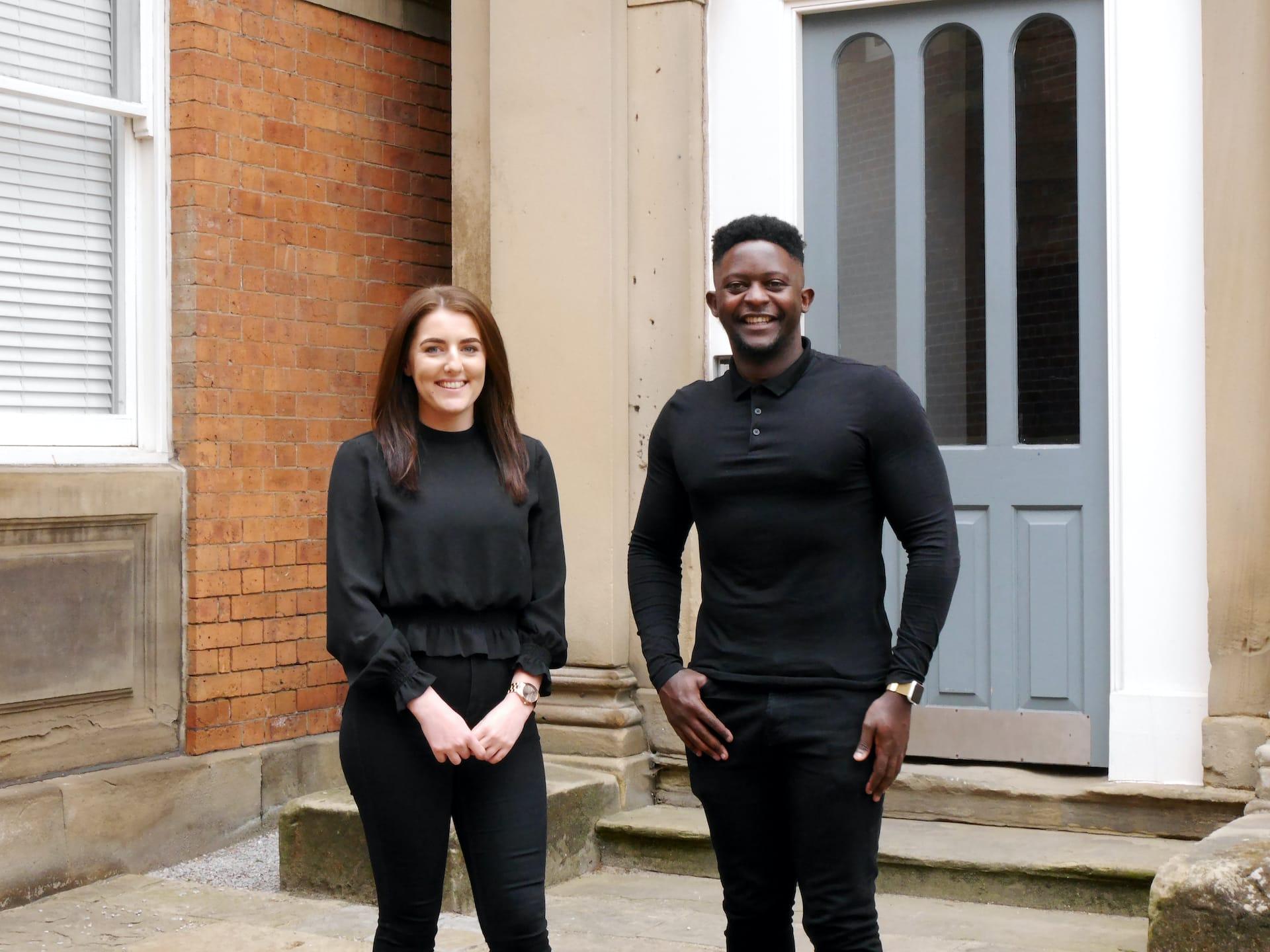 Donald & Lara Join CODA Architecture Team