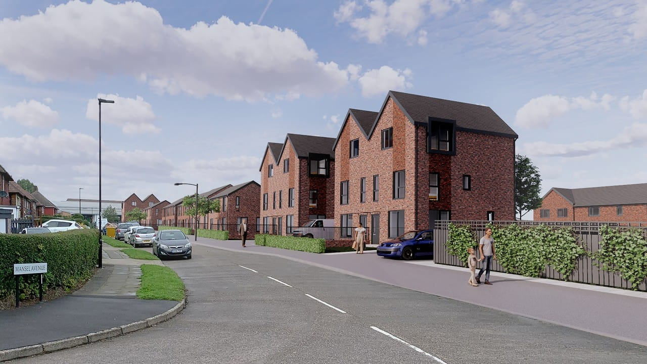 Plans for new Parson Cross houses approved by Sheffield Council