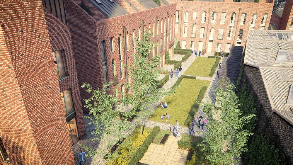 Sky-House Co submits plans for Sheffield city centre development